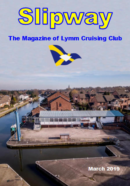 LR Slipway Front Cover